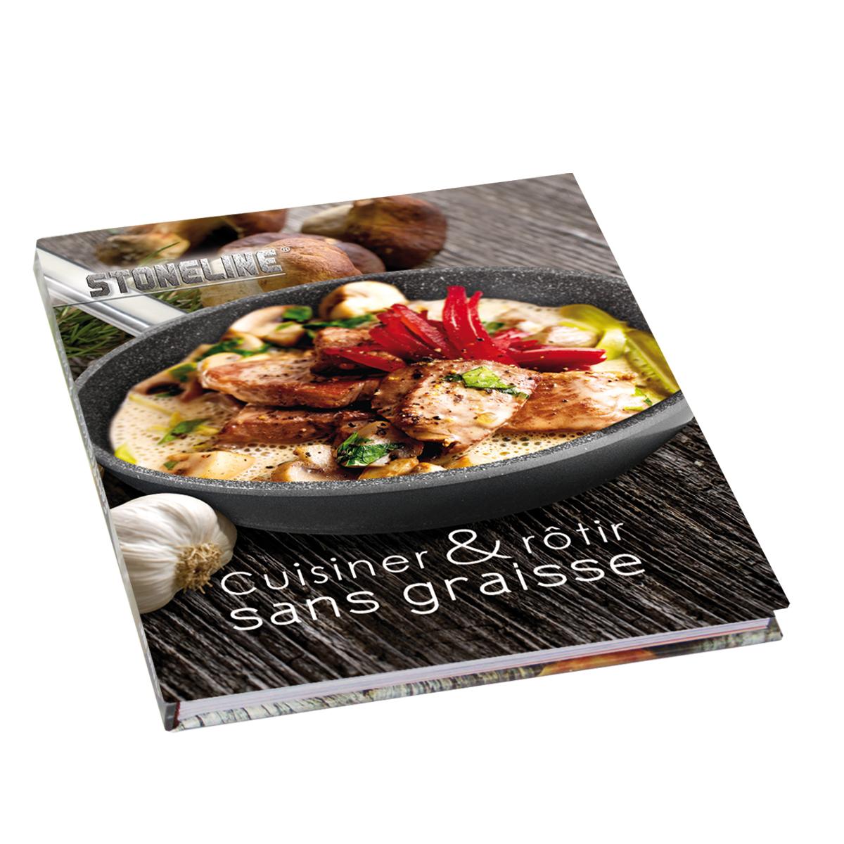 livre de cuisine stoneline