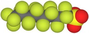 molecule pfoa