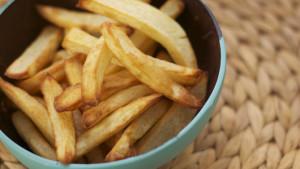 De bonnes frites sans huile