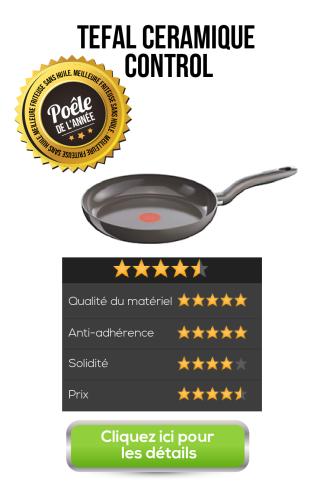 meilleur poele ceramique