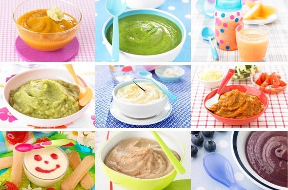 Des Recettes Faites Maison Pour Bébé TousAPoelecom Comparatif - Recette de cuisine pour bebe