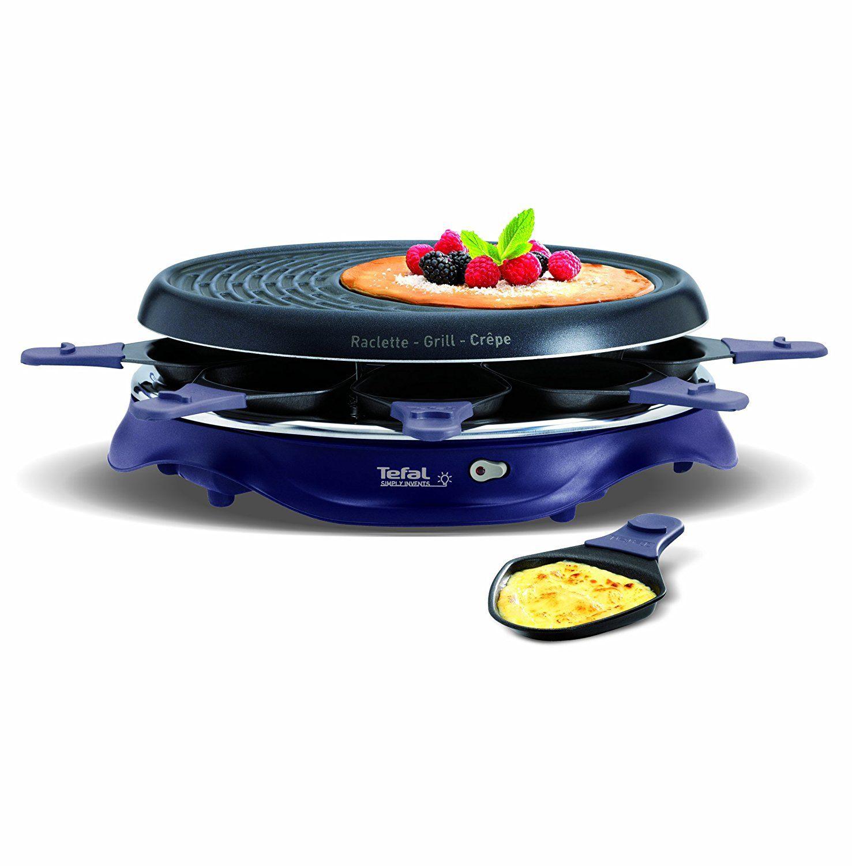 Appareil à raclette Tefal RE511412
