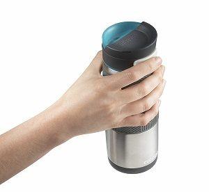 Ce mug isotherme Contigo possède plein de qualités