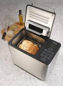 Avec ses touches symboles, la machine à pain Kenwood est une révolution