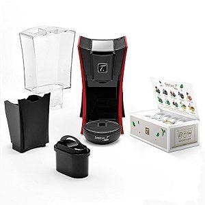 La machine à thé Neslté est simple à utiliser