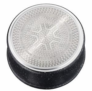 Qu'est ce que la casserole avec revêtement pierre?